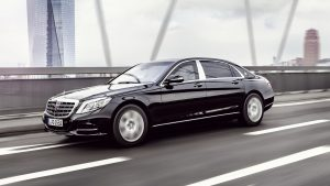 Xe Mercedes Maybach S600