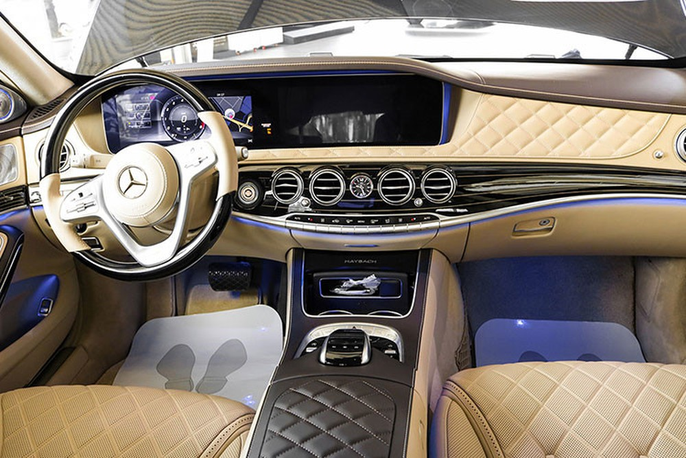 Xe Mercedes Maybach S650